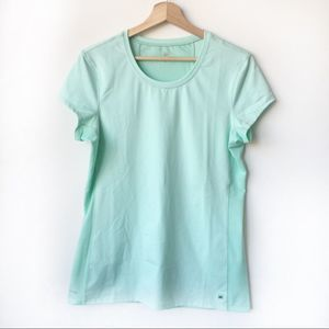 ALO CoolFit Tee MINT